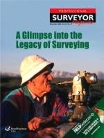 The Professional Surveyor Magazine November 2006 issue cover
