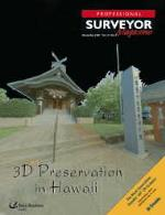 The Professional Surveyor Magazine November 2007 issue cover