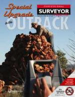 The Professional Surveyor Magazine September 2008 issue cover