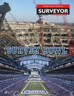 The Professional Surveyor Magazine January 2009 issue cover