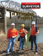 The Professional Surveyor Magazine April 2009 issue cover