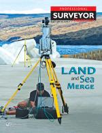The Professional Surveyor Magazine August 2009 issue cover