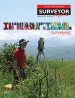 The Professional Surveyor Magazine September 2009 issue cover