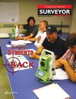 The Professional Surveyor Magazine January 2010 issue cover