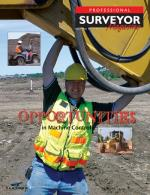 The Professional Surveyor Magazine April 2010 issue cover
