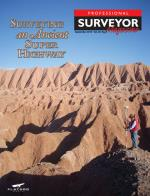 The Professional Surveyor Magazine September 2010 issue cover