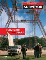 The Professional Surveyor Magazine November 2010 issue cover