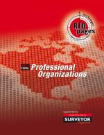 Surveyor's Red Pages - Red Pages 2012 Issue