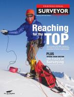The Professional Surveyor Magazine February 2013 issue cover