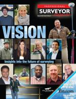 The Professional Surveyor Magazine March 2013 issue cover