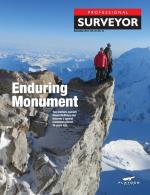 The Professional Surveyor Magazine December 2013 issue cover