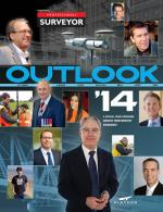 The Outlook '14 Supplement issue cover