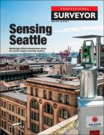 The Professional Surveyor Magazine March 2014 issue cover